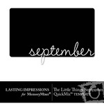 The Little Things September Template Freebie-$0.00 (Lasting Impressions)