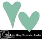 The Little Things September Freebie-$0.00 (Lasting Impressions)