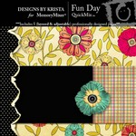 Fun Day QuickMix-$4.00 (Designs by Krista)