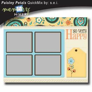 Paisleypetals qm medium