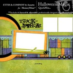 Halloween Magic QuickMix-$5.00 (Ettes and Company by Annette)