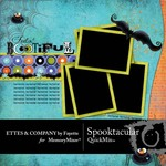 Spooktacular Ettes QuickMix-$3.50 (Ettes and Company by Fayette)