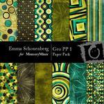 Geo Paper Pack 1-$4.00 (Emma Schonenberg)