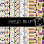 Boo 2 You Paper Pack 2-$2.99 (Carolyn Kite)