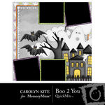 Boo 2 You QuickMix-$3.99 (Carolyn Kite)