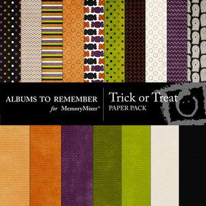 Trick or treat pp medium