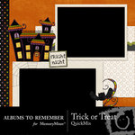 Trick or Treat QuickMix-$4.00 (Albums to Remember)