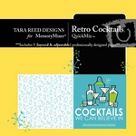 Retro Cocktails QuickMix-$4.00 (Tara Reed Designs)