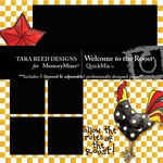 Welcome to the Roost QuickMix-$3.99 (Tara Reed Designs)