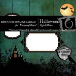 Halloween QuickMix-$6.00 (Bisous By Suzanne Carillo)