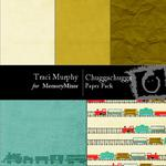 Chuggachugga Paper Pack-$2.50 (Traci Murphy)