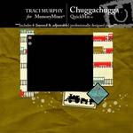 Chuggachugga QuickMix-$4.00 (Traci Murphy)