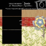 Junie QuickMix-$4.00 (Traci Murphy)
