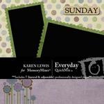 Everyday QuickMix-$3.99 (Karen Lewis)