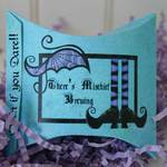 Pillow invitation small