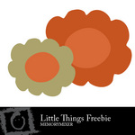 The little things oct freebie small