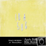 Baskets and Bike Rides Alphabet Pack-$1.00 (Traci Murphy)