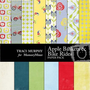 Tracimurphy applebaskets bikerides papers medium