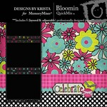 Bloomin QuickMix-$4.00 (Designs by Krista)