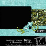 Revive QuickMix-$4.00 (Designs by Krista)