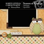 Season of Change Autumn QuickMix-$4.99 (Karen Lewis)