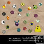 Baubles Buttons Embellishment Pack-$1.50 (Amy Sumrall)