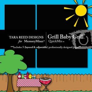 Grill baby grill medium
