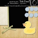 Tub Time QuickMix-$4.00 (Julie Klaus)