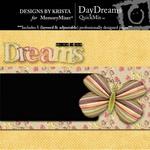 DayDreams QuickMix-$4.00 (Designs by Krista)