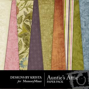 Aunties attic pp medium