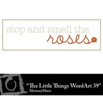 The Little Things Freebie WordArt 39-$0.00 (Lasting Impressions)