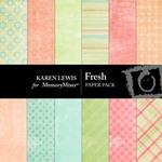 Fresh Paper Pack-$1.99 (Karen Lewis)