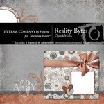 Reality Bytes QuickMix-$3.00 (Ettes and Company by Fayette)