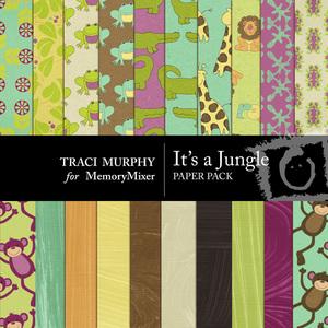 Its a jungle pp medium