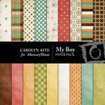 My Boy Paper Pack CK-$3.99 (Carolyn Kite)