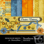 Southern Sunrise Mini Pack-$4.00 (Designs by Krista)