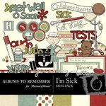 I'm Sick Mini Pack-$4.50 (Albums to Remember)
