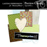 Preview Catalog QuickMix-$1.99 (Lasting Impressions)