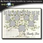 My Family History-$3.99 (Lasting Impressions)