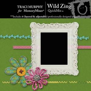 Wild zing medium