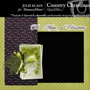 Country christmas medium