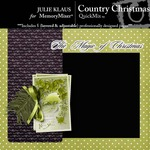 Country Christmas QuickMix-$3.99 (Julie Klaus)
