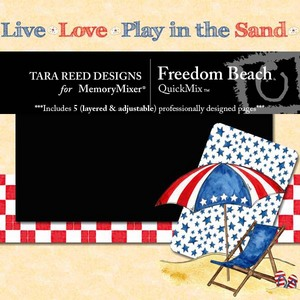 Freedom beach medium