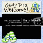 Play in the Sand QuickMix-$3.99 (Tara Reed Designs)