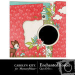 Enchanted Forest QuickMix-$2.40 (Carolyn Kite)