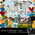 Love ATR Embellishment Pack-$2.99 (Albums to Remember)