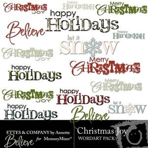 Christmas joy wa medium