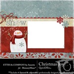 Christmas Joy QuickMix-$2.00 (Ettes and Company by Annette)
