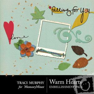 Tracimurphy warmhearts elements medium
