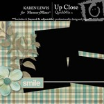 Up Close QuickMix-$3.99 (Karen Lewis)